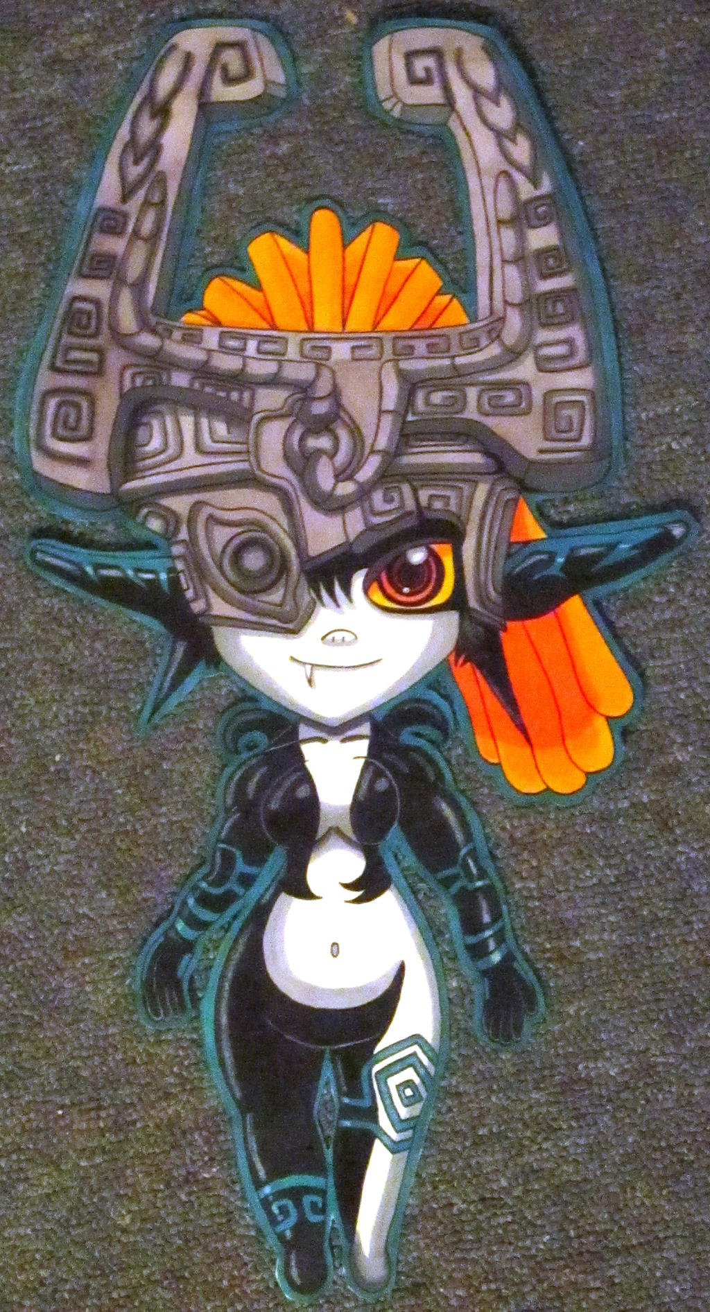 Midna - Full Profile by MasterMcCraig1982
