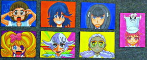 Kill La Kill Female Badge Pictures For AAC