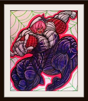 Spider Cutie 3 - Full Frontal Attack!