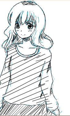 sketch on iscribble 3