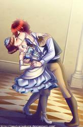 Dance Scene Commission