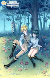 My Beloved Zine Illustration