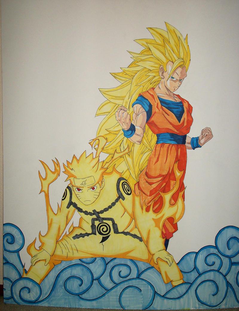 Naruto Goku - We Are Ready by NaruNeji