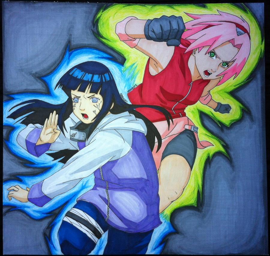 Naruto we will protect you by NaruNeji
