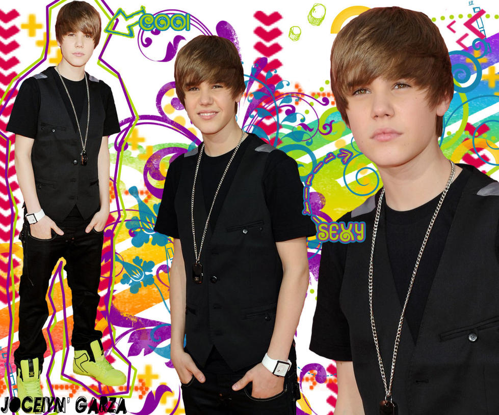 Justin Bieber wallpaper 3 by Jocy-007