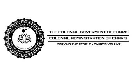 Logo of the Colonial Government of Charis