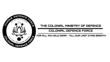 Logo of the Colonial Ministry of Defence