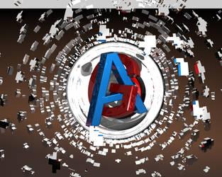AG logo by blackk9