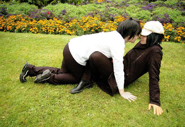 Miharu x Yoite : Come closer by Nibari