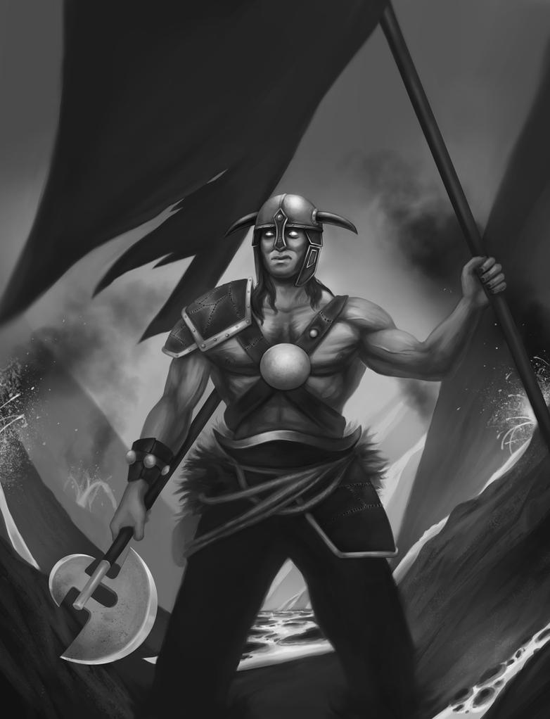 barbarian by ~sw-noro