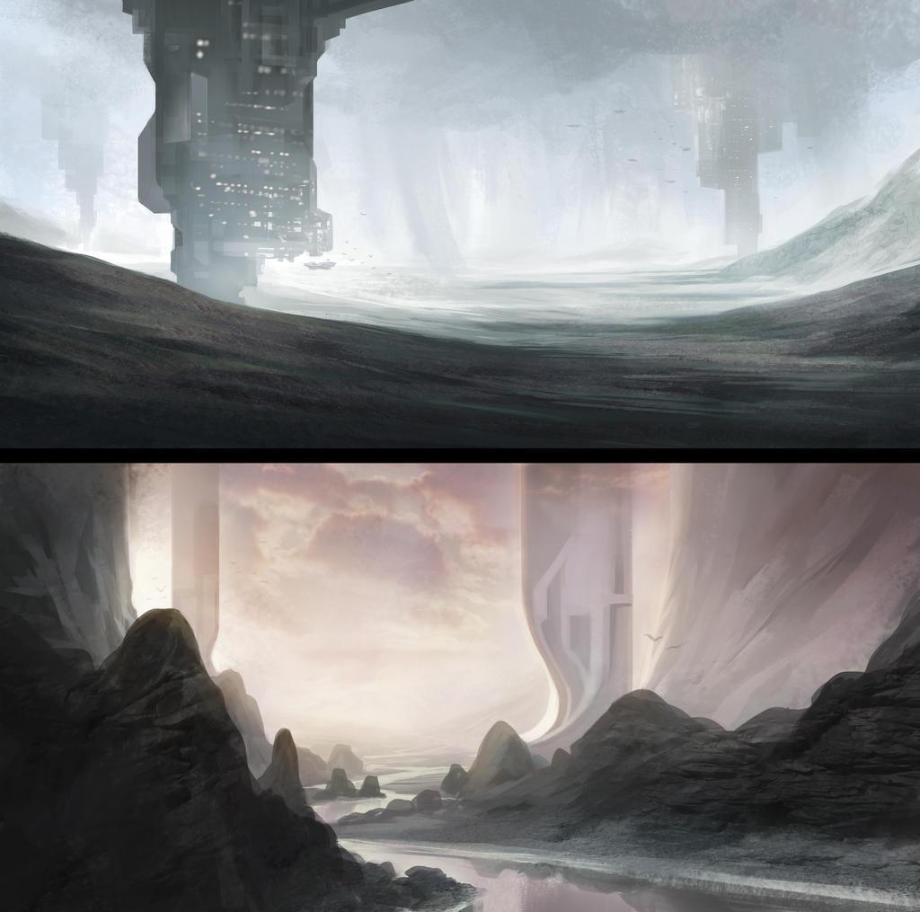far from home by SebastianWagner