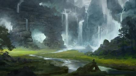 Caves by SebastianWagner
