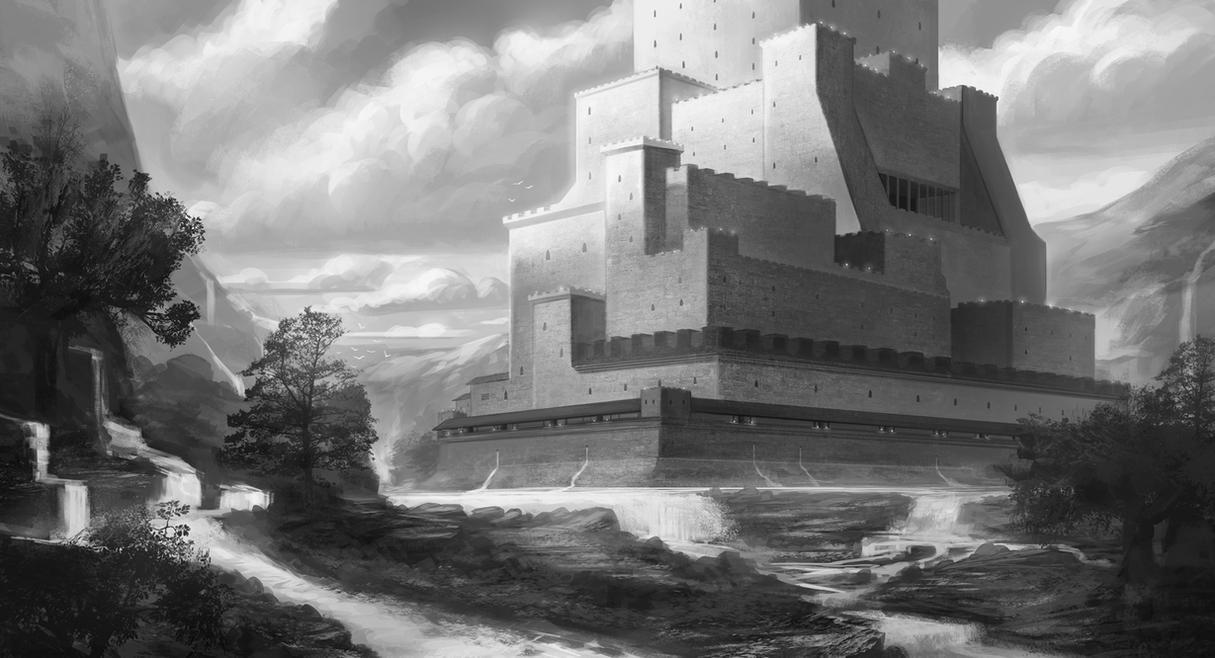 Stronghold by SebastianWagner
