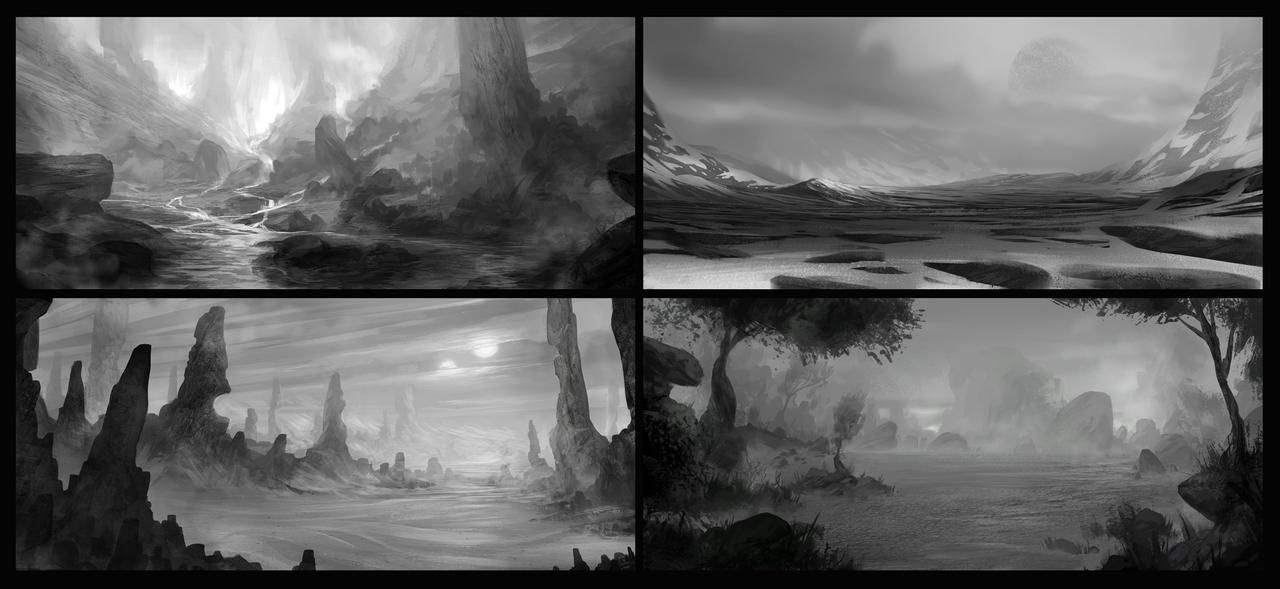 Worlds by SebastianWagner