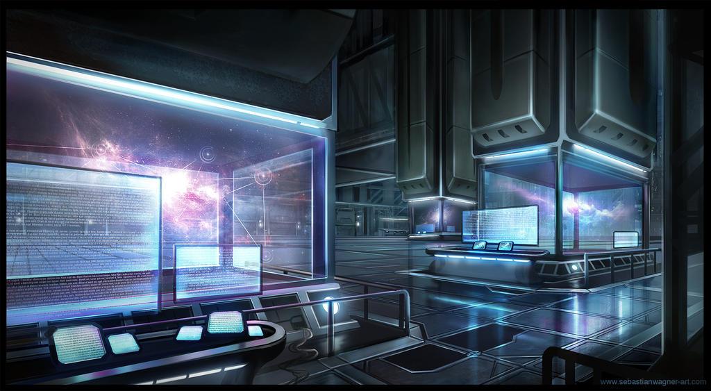 Laboratory by SebastianWagner