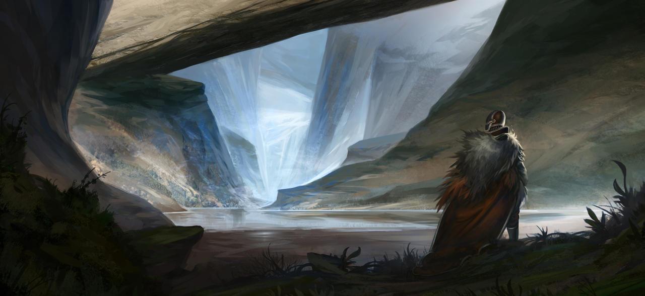 Exile by SebastianWagner
