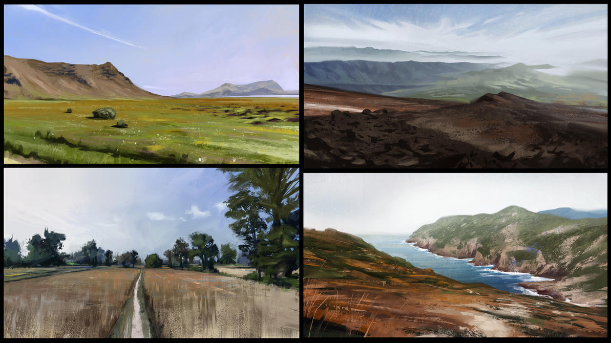 Google Street View Studies by SebastianWagner