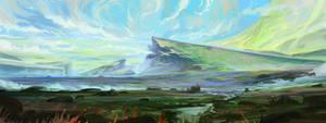 Colorful Plains