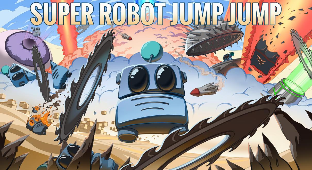 Super Robot Jump Jump Promo by SebastianWagner