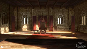 The Pillars of the Earth - Throne Room