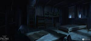 The Pillars of the Earth - Alienas Room