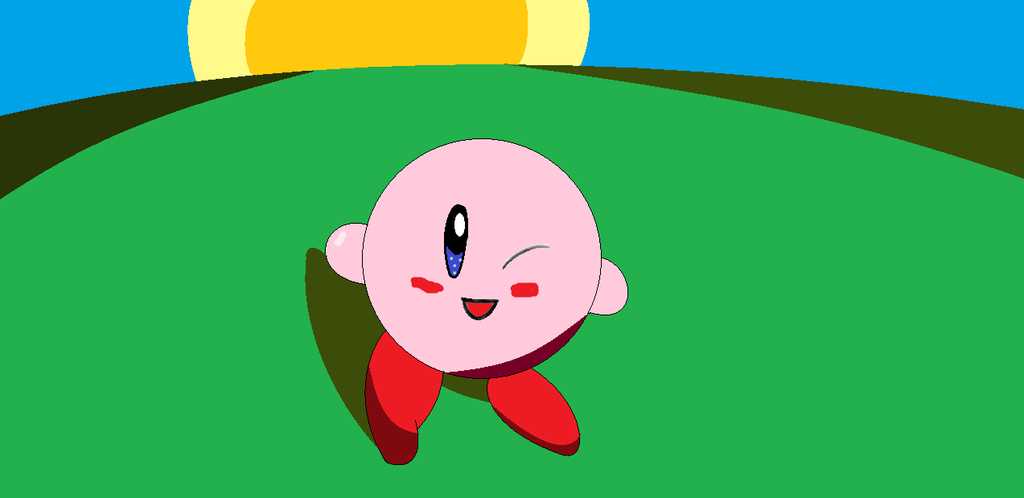 Kirby! by Caitgirl02