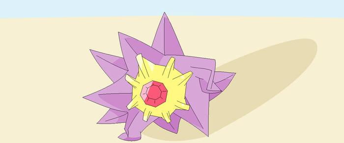 Warp Star's Starmie.