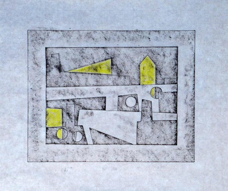 Geometric Arrangement by Flutingspirit