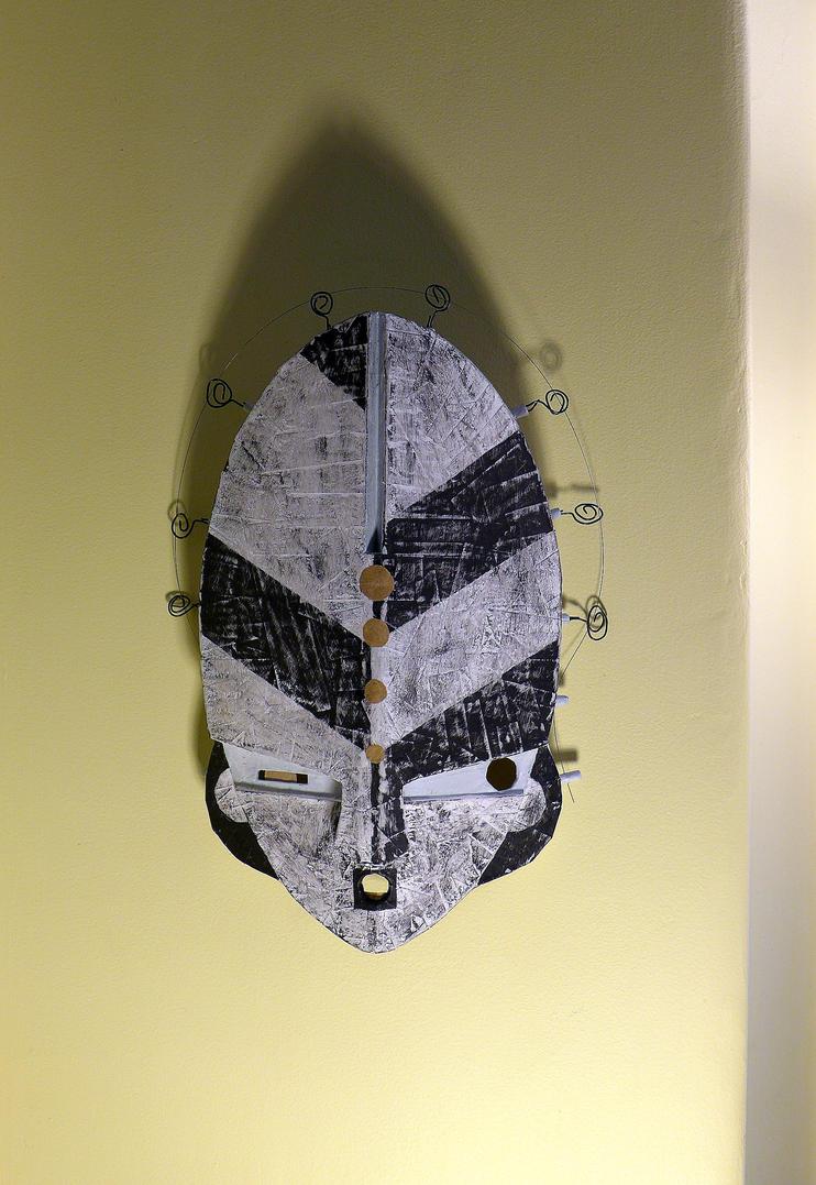 Mask by Flutingspirit
