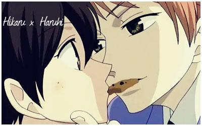 Hikaru x Haruhi ID by Hikaru x Haruhi Club jpgOuran Highschool Host Club Haruhi X Hikaru