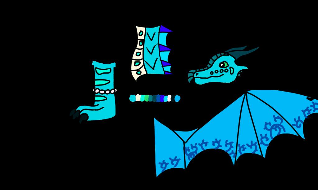 Ref sheet by Dragonardrawings