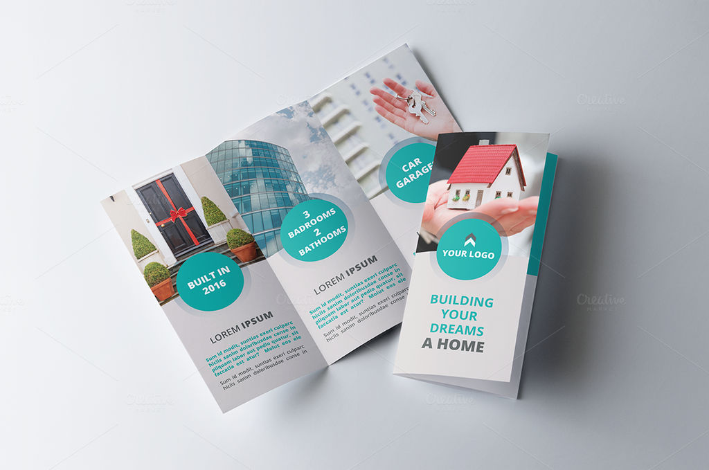 Real Estate Tri-fold Brochure - FAB by asgroup