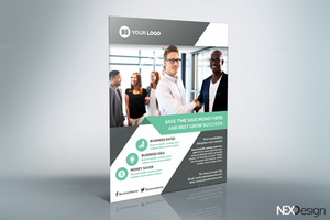 Business Flyer - v020 by asgroup