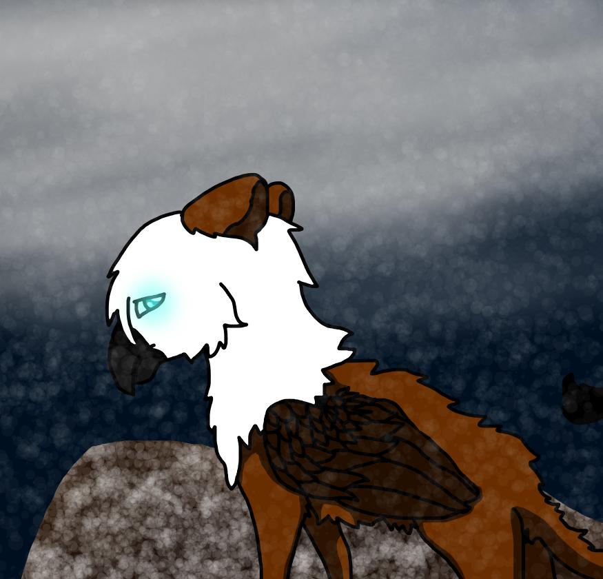 Nightmare the Griffin by 5ChildrensNightmare