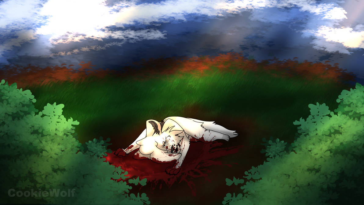 My Last Breath For You (Blood Warning)