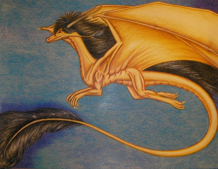 IsilanaRith Celestial Dragon by IsilanaRith