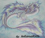 Water Elemental Dragon