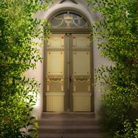 Door stock by CindysArt-Stock
