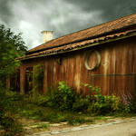 Old building 2 by cindysart-stock