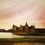 Kalmar castle by cindysart-stock