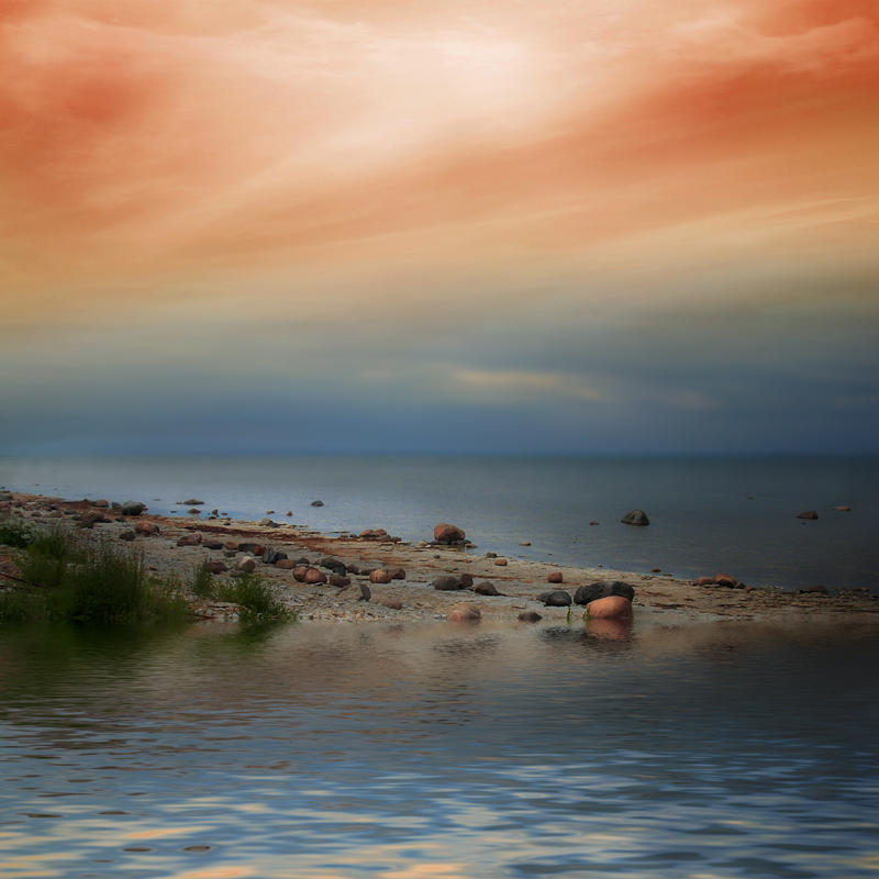 Sea stock 13 by CindysArt-Stock