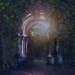 Mystical gate Premade