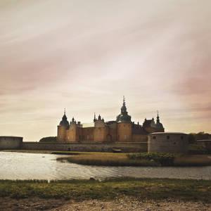 cindysart-stock castle in Kalmar Sweden