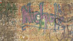 concrete graffiti 3 by DougFromFinance