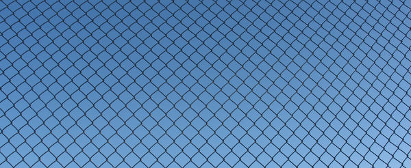 chain link fence by