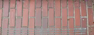 brick step