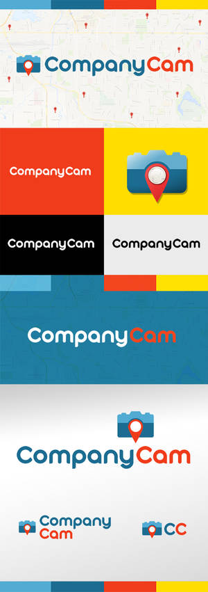 Company Cam Logo Display