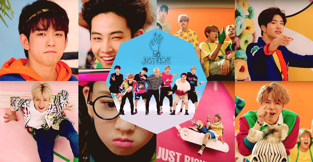 Just Right GOT7 Wallpaper By NikS3