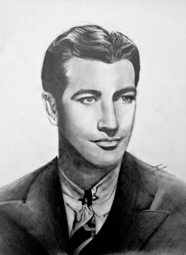 Robert Taylor by songbirdholly