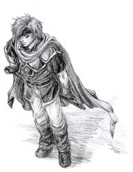 Roy sketch by Chalpy